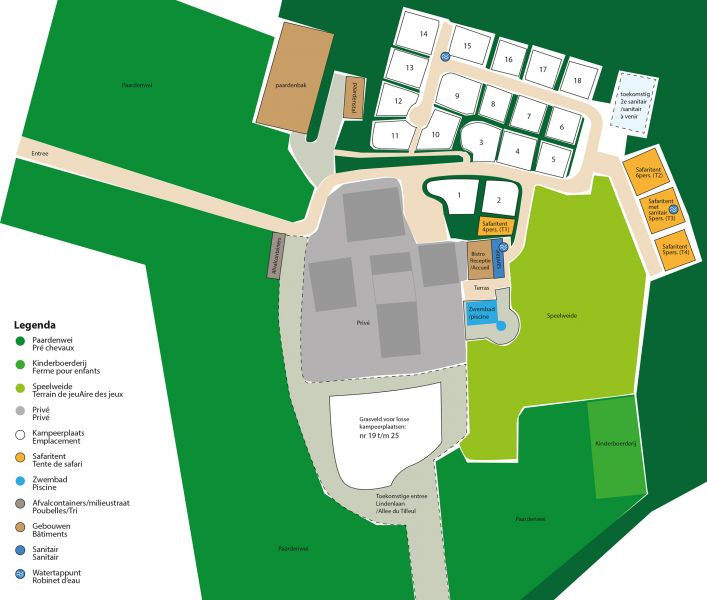 plattegrond camping charmant nl