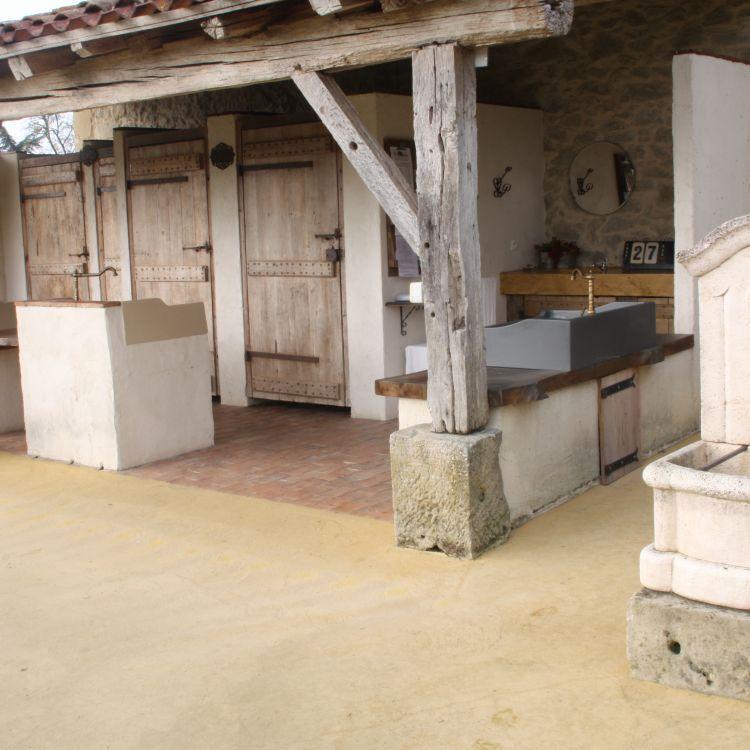 sanitair gebouw 2